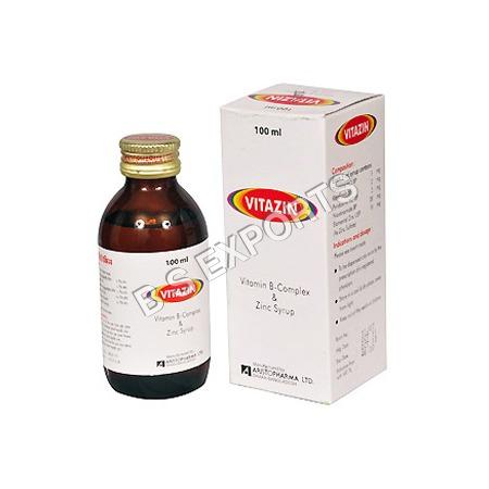 Vitazin 100ml Syrup