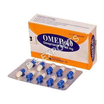Omep 40 Capsule