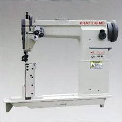 Single Needle Square Toes Sewing Machine