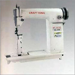 Single Needle With Round Head Sewing Machine