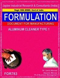ALUMINIUM CLEANER TYPE 1