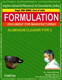 ALUMINIUM CLEANER TYPE 2