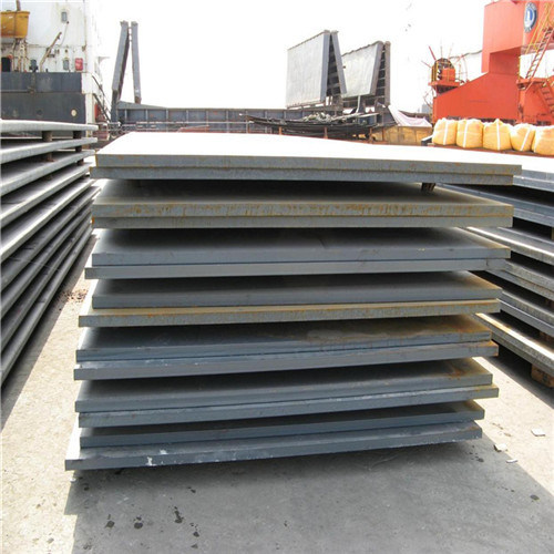 HIGH TENSILE STRUCTURE STEEL PLATE