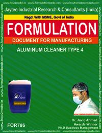 ALUMINIUM CLEANER TYPE 4