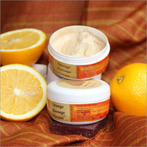 Facebody Orange Massage Cream