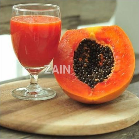 Red Papaya Pulp