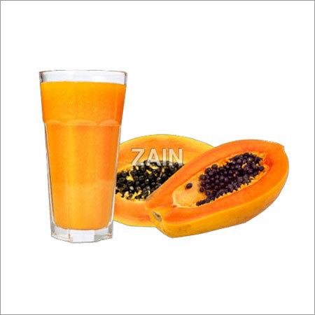 Yellow Papaya Pulp
