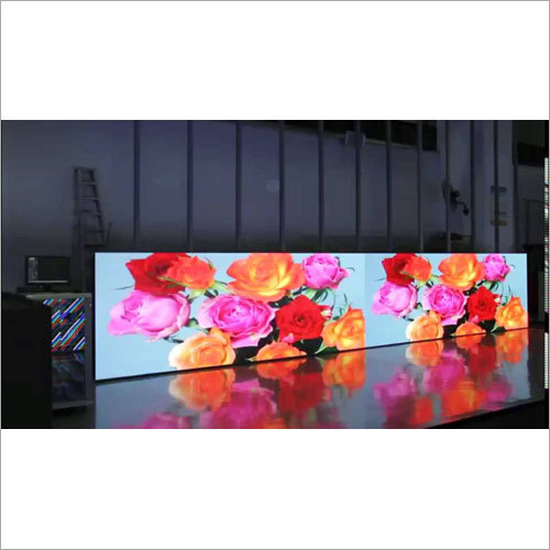 Transparent Screen LED Display
