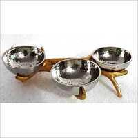 Aluminium Bowl Set