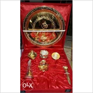 Brass Puja Article