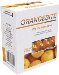 Medicept Orange Bite A Silicon Bite Registration Material