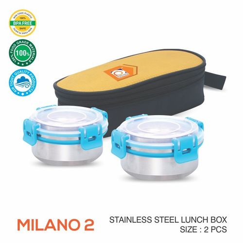 MILANO AIR TIGHT TIFFIN CARRIER