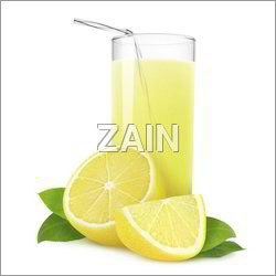 Sulphited Lemon Juice