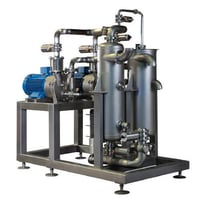 Mechanical Booster System