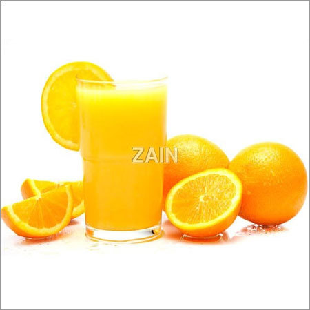 Sulphited Orange Juice