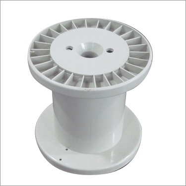 Plastic spool for EDM Wire