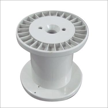 Plastic spool for EDM Wire