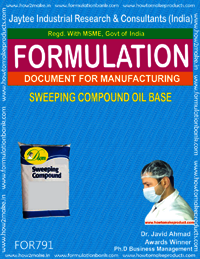 SWEEPING COMPOUND (OIL BASE)