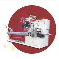 Horizontal Flow Wrap Pillow Pack High Speed Packaging Machine