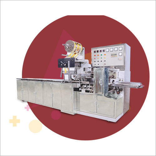 Horizontal Flow Wrap Pillow Pack Packaging Machine