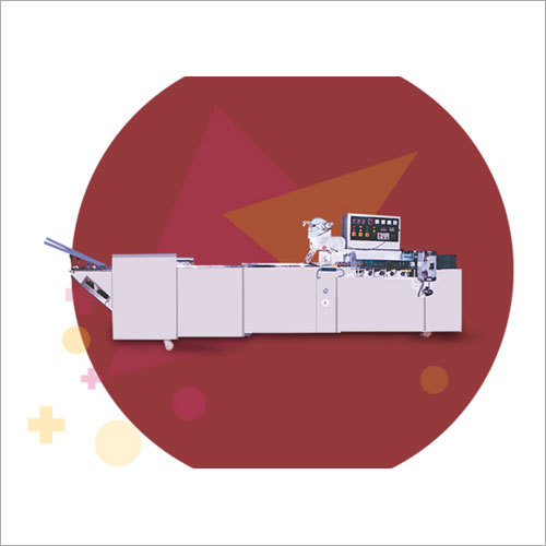 One Edge Biscuit Packaging Machine