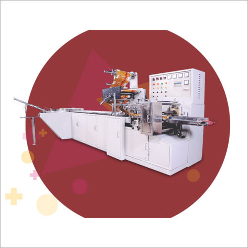 Automatic Family Pack Biscuit Packaging Machine