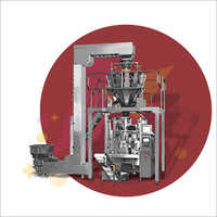 Fully Automatic Multi Head Weighing Packaging Machine
