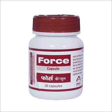 Ayurvedic Force Capsule