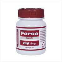 Ayurvedic Force Capsule