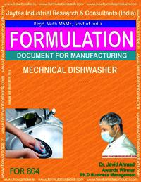 Mechanical Dishwasher Formulation