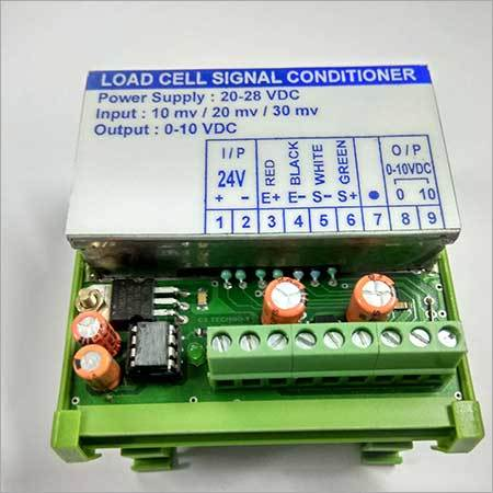 Loadcell Amplifier(Signal Conditioner) Card
