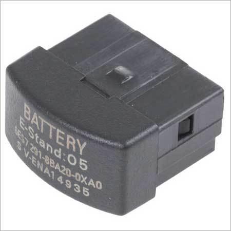 S7 200 PLC Battery