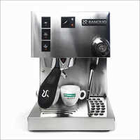 Rancilio Silvia Coffee Vending Machine - Espresso Coffee Maker