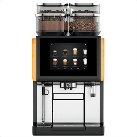 WMF 9000S Fully Automatic Coffee Machine Professional Brewing System