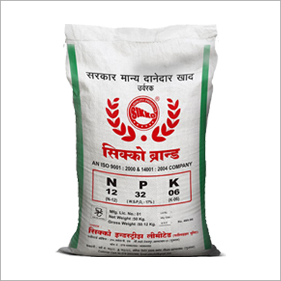 Mixed granulated fertilizer