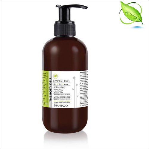 Daily wash Nourishing Shampoo