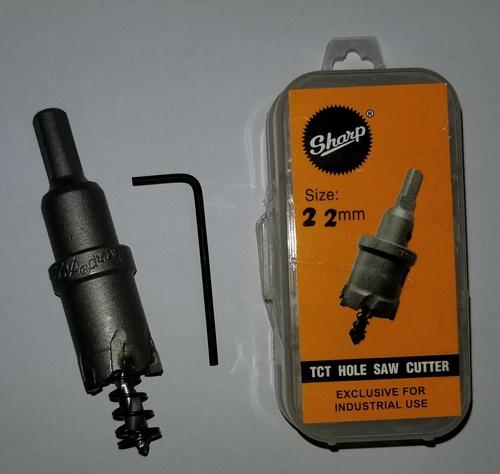 Sharp Tct Cutter 22 Mm
