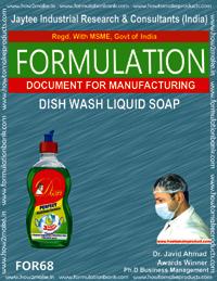Dish Wash Liquid Soap