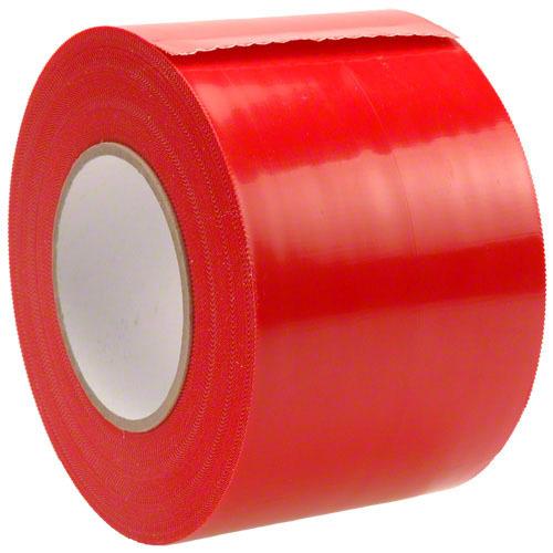 Red Adhesive Tape