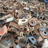 Industrial Scrap Iron