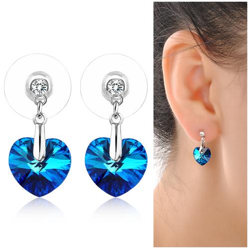 Blue Earring