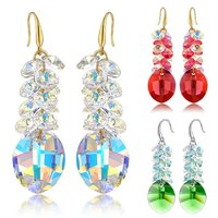 Earrings Gems