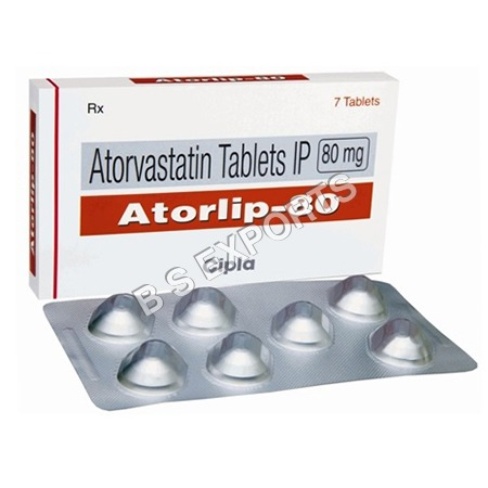 Atorlip 80 mg