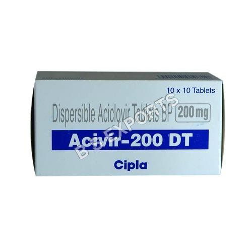 Acivir 200 DT