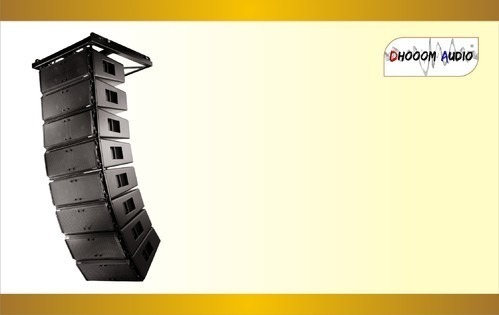 Line Array Cabinet