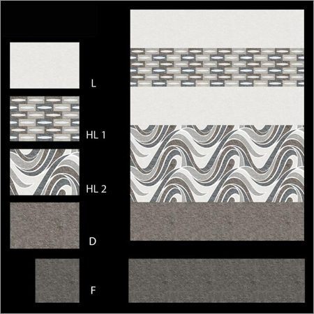 Satin Series Wall Tiles