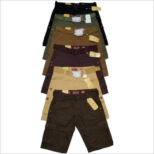 Mens Chino Short Pants