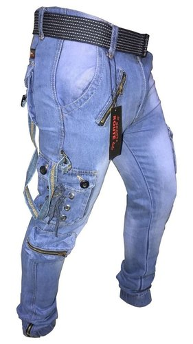 Denim Mens Cargos