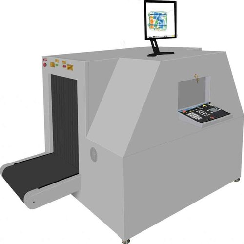 X-ray Machine and Six Color