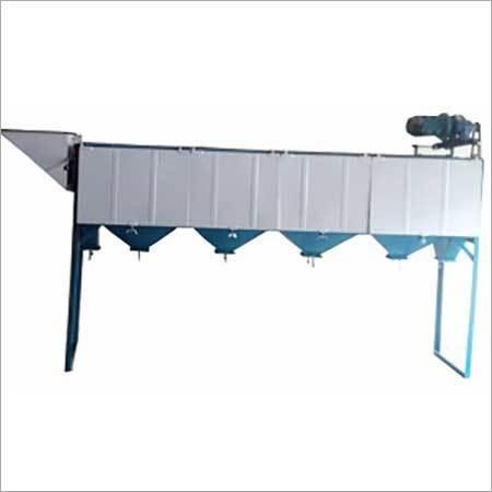 Semi  Raw Cashew Grading Machine